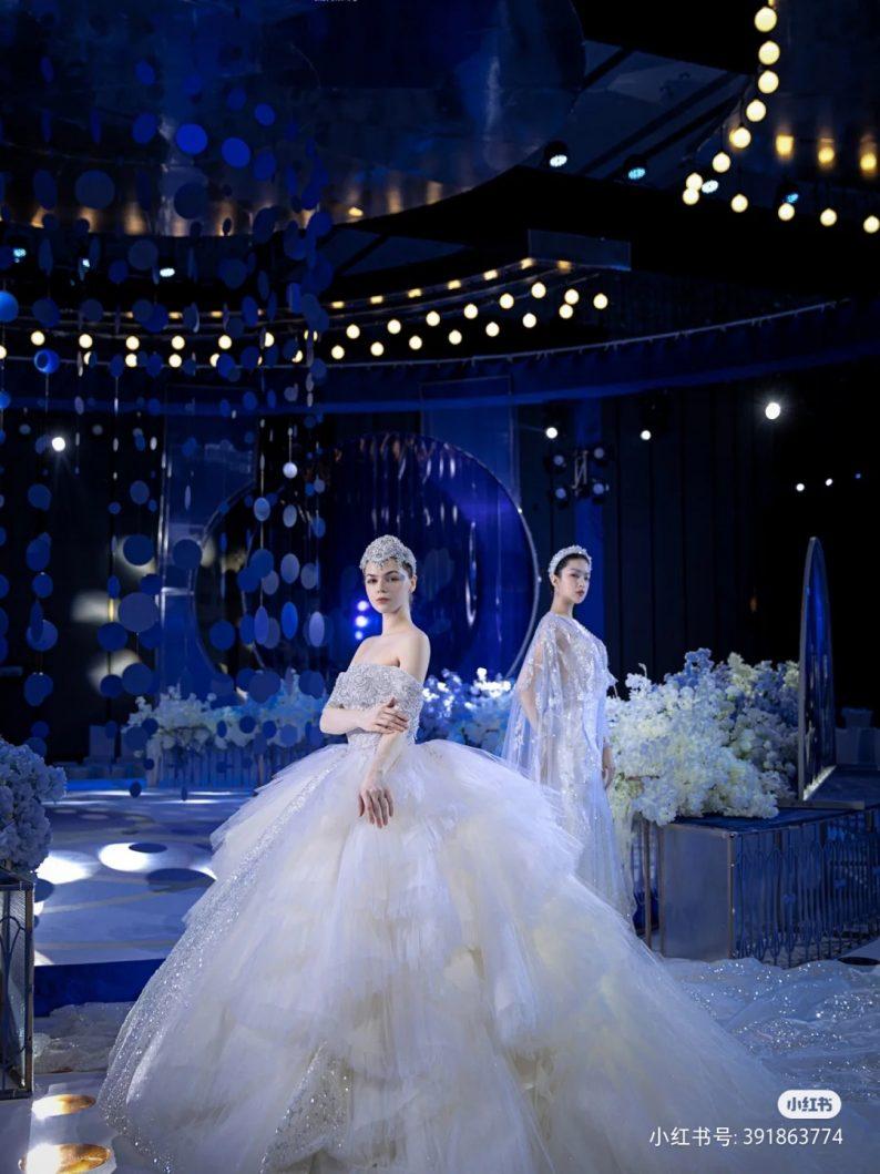 赖梓愈:融合不同民族元素的主题婚礼,或是流行趋势  第2张