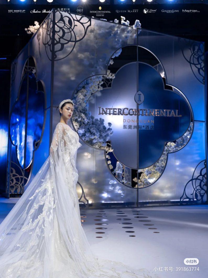 赖梓愈:融合不同民族元素的主题婚礼,或是流行趋势  第4张