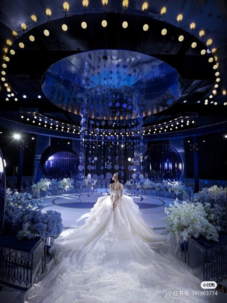 赖梓愈:融合不同民族元素的主题婚礼,或是流行趋势  第1张