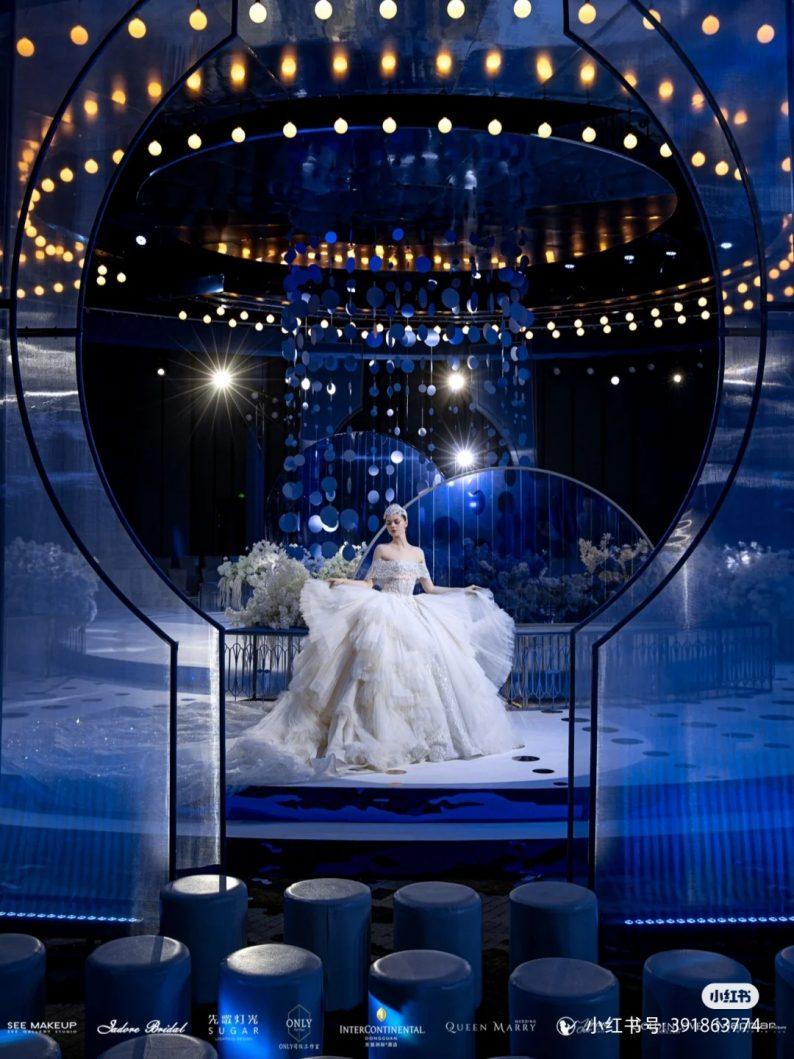 赖梓愈:融合不同民族元素的主题婚礼,或是流行趋势  第6张