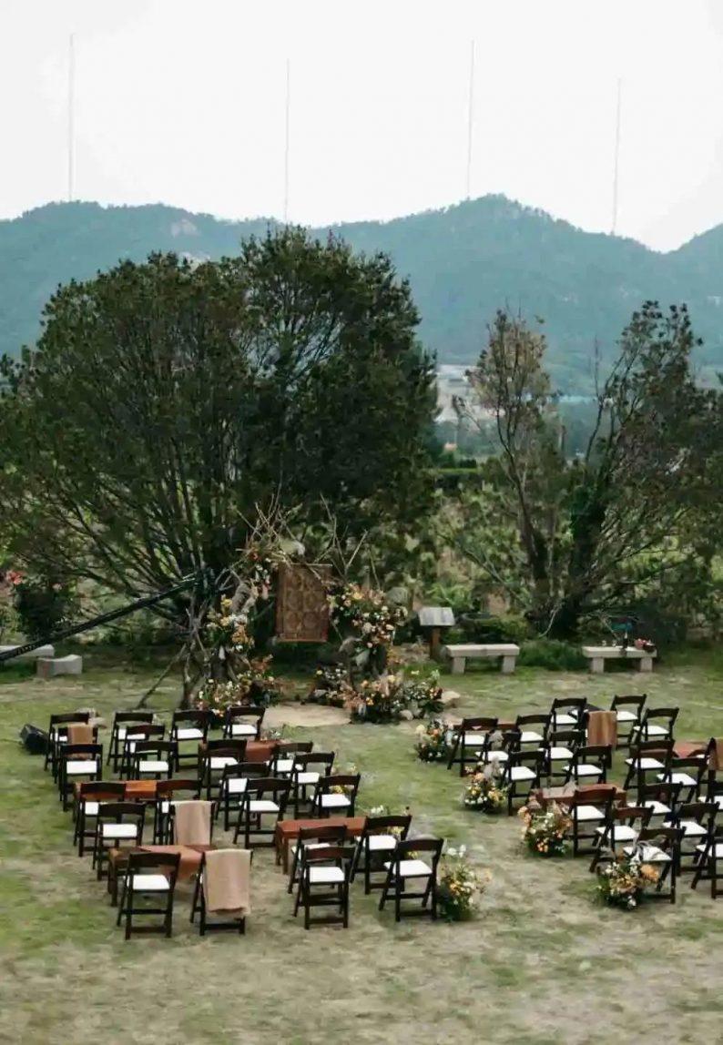 华东庄园婚礼堂:纯正欧式葡萄酒庄园风情  第1张