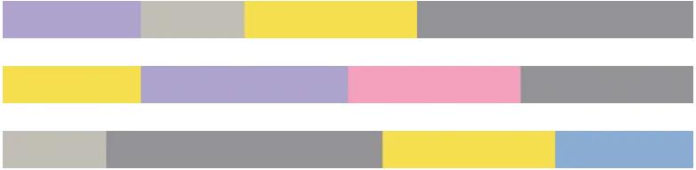 潘通发布!2021年年度双流行色:亮丽黄和极致灰  第10张