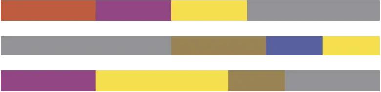 潘通发布!2021年年度双流行色:亮丽黄和极致灰  第12张