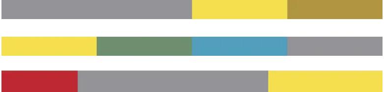 潘通发布!2021年年度双流行色:亮丽黄和极致灰  第14张