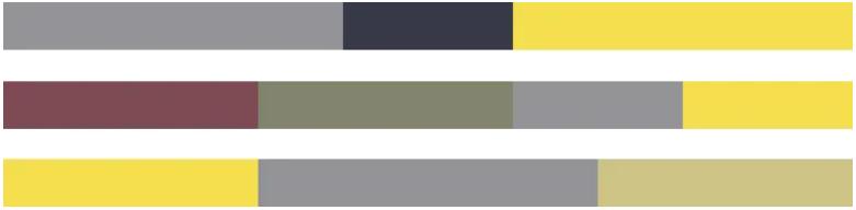 潘通发布!2021年年度双流行色:亮丽黄和极致灰  第16张