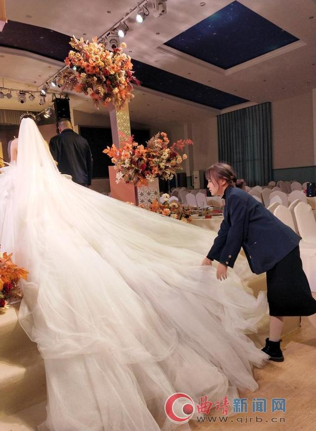 """婚礼人的""""甜蜜""""事业  第2张"""