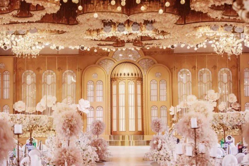 婚礼堂发布:三大主题宴会厅!晋城屈指可数的一站式宴会酒店  第3张