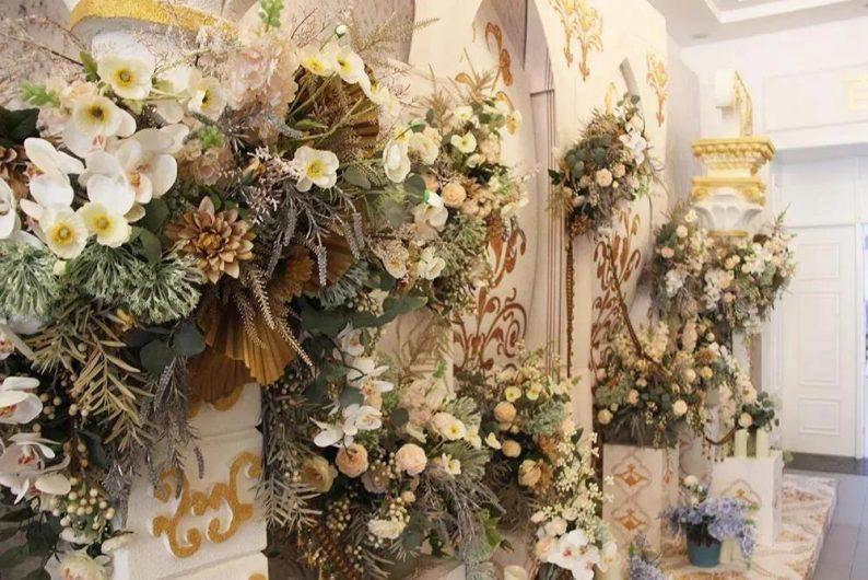 婚礼堂发布:三大主题宴会厅!晋城屈指可数的一站式宴会酒店  第4张