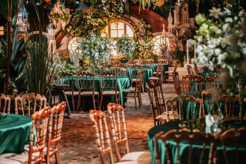 婚礼堂发布:三大主题宴会厅!晋城屈指可数的一站式宴会酒店  第12张