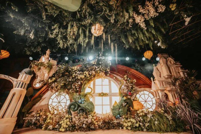 婚礼堂发布:三大主题宴会厅!晋城屈指可数的一站式宴会酒店  第13张