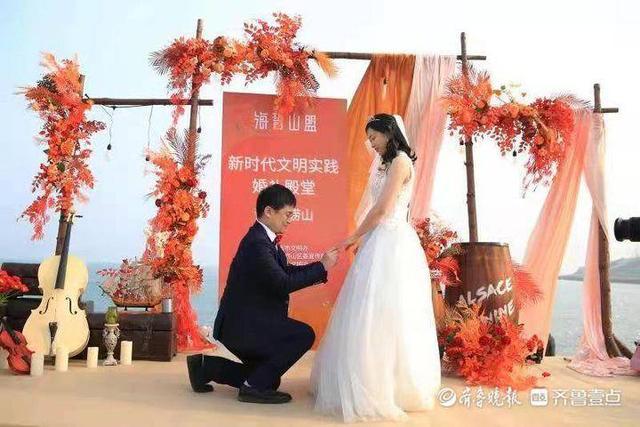 """小麦岛:""""海誓山盟""""婚礼殿堂品牌"""