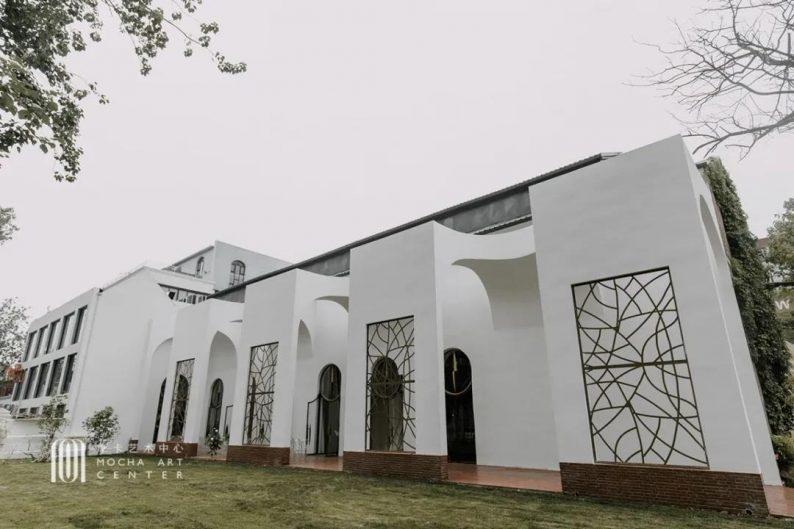 婚礼堂发布:多变空间!摩卡艺术中心(含动线设计、设备清单)  第2张