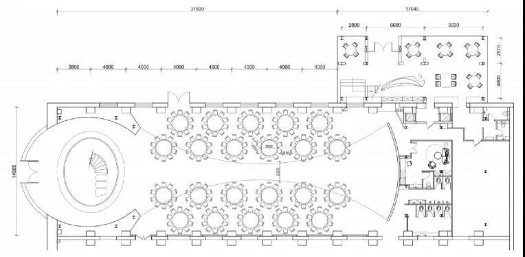 婚礼堂发布:多变空间!摩卡艺术中心(含动线设计、设备清单)  第10张
