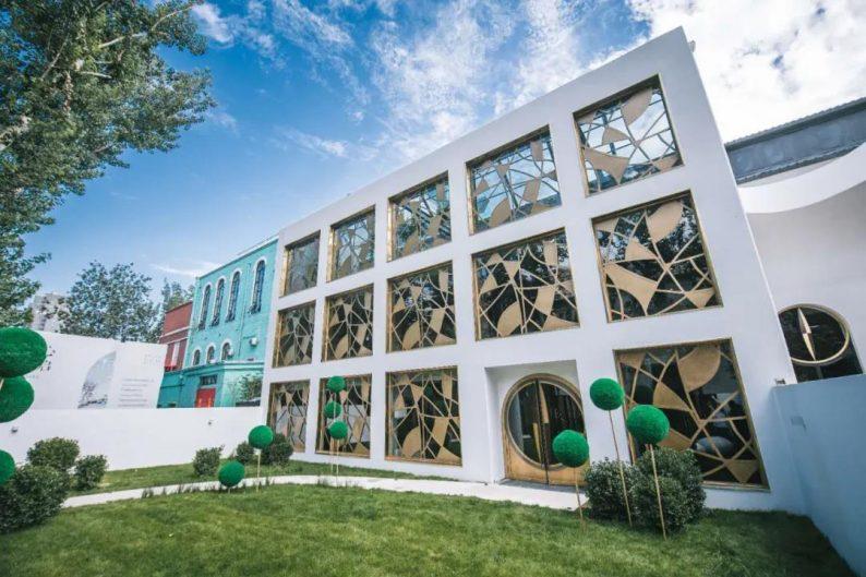 婚礼堂发布:多变空间!摩卡艺术中心(含动线设计、设备清单)  第12张