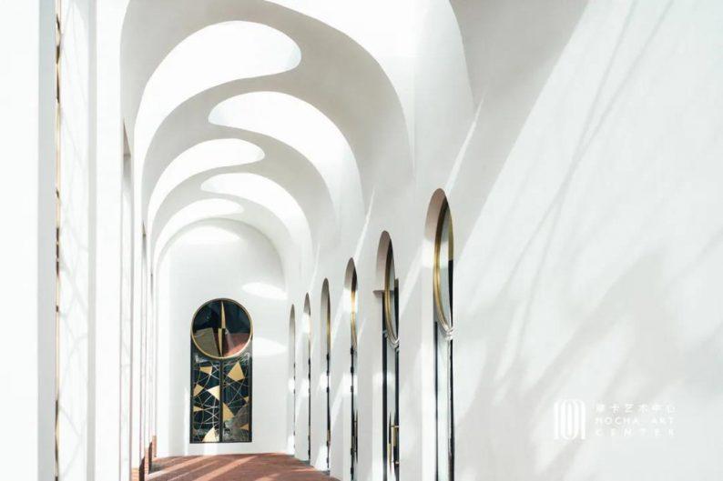 婚礼堂发布:多变空间!摩卡艺术中心(含动线设计、设备清单)  第17张