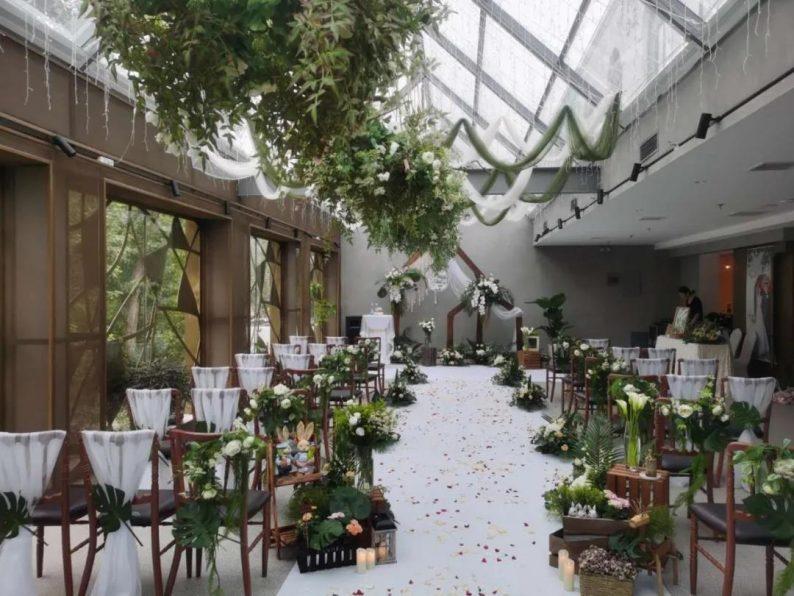 婚礼堂发布:多变空间!摩卡艺术中心(含动线设计、设备清单)  第38张