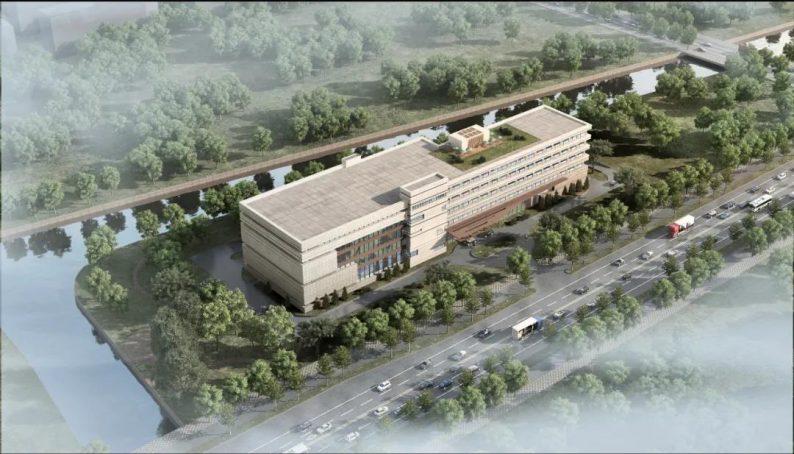 婚礼堂发布:2万平米,4大宴会厅!又一城市新地标诞生  第1张