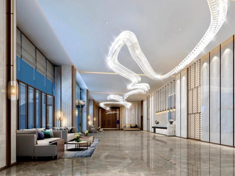 婚礼堂发布:2万平米,4大宴会厅!又一城市新地标诞生  第2张