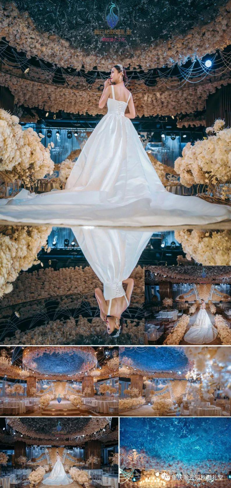 婚礼堂发布:网红城市打卡点!镶嵌在解放碑上的珍珠  第3张