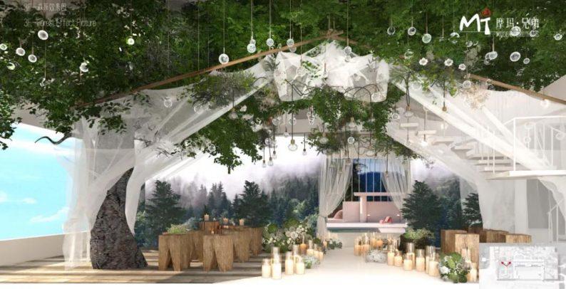 婚礼堂发布:大理全新网红目的地婚礼场地  第63张
