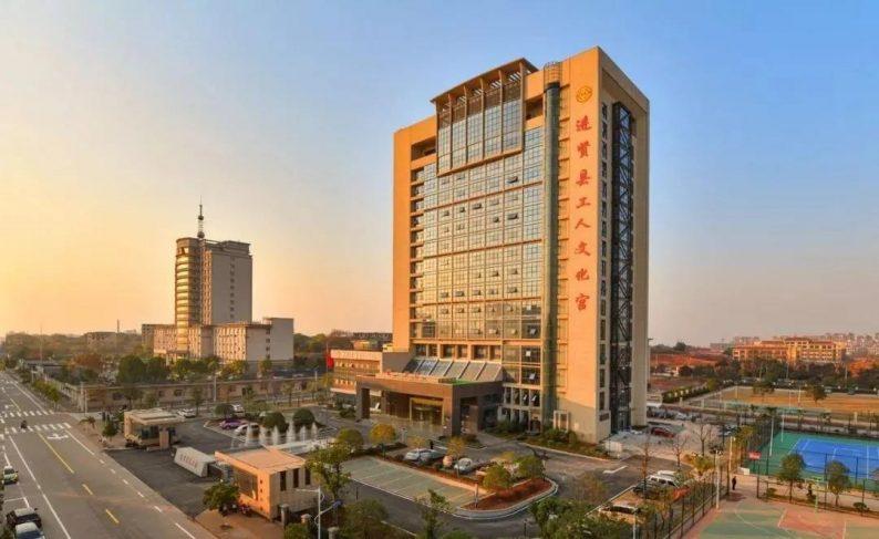 婚礼堂发布:3大主题宴会厅!综合型服务酒店演绎汉唐文化  第1张