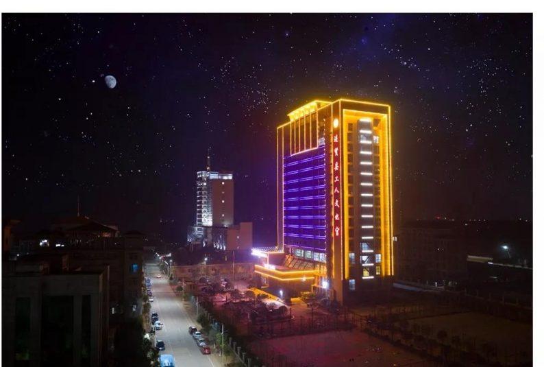 婚礼堂发布:3大主题宴会厅!综合型服务酒店演绎汉唐文化  第2张