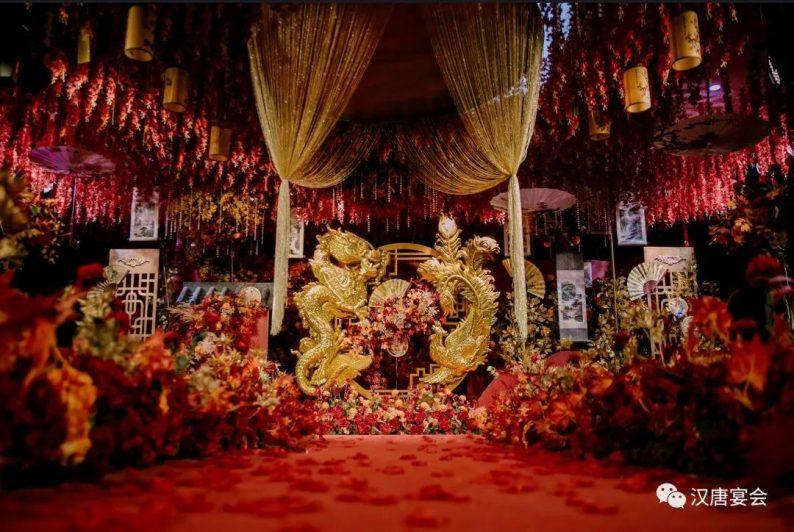 婚礼堂发布:3大主题宴会厅!综合型服务酒店演绎汉唐文化  第3张