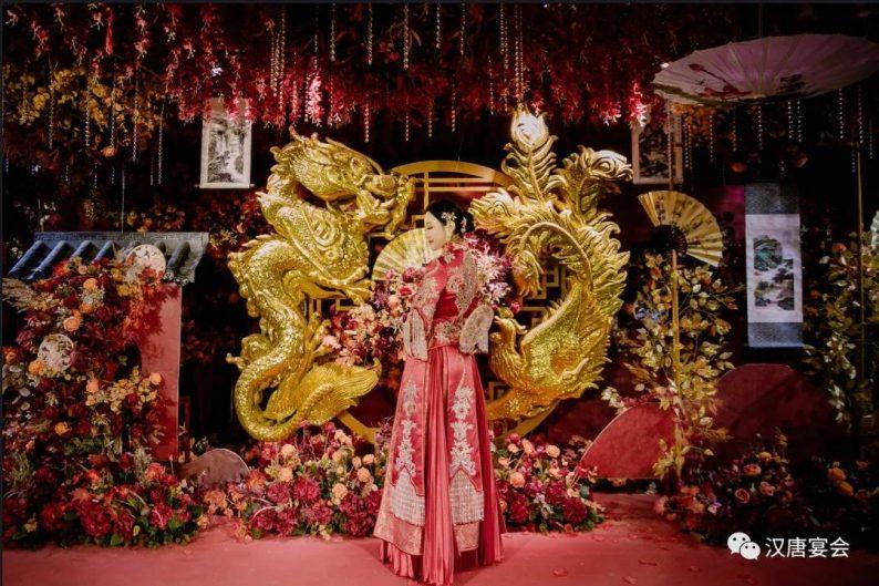 婚礼堂发布:3大主题宴会厅!综合型服务酒店演绎汉唐文化  第4张