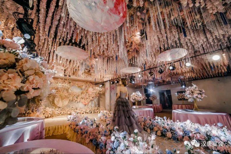 婚礼堂发布:3大主题宴会厅!综合型服务酒店演绎汉唐文化  第7张
