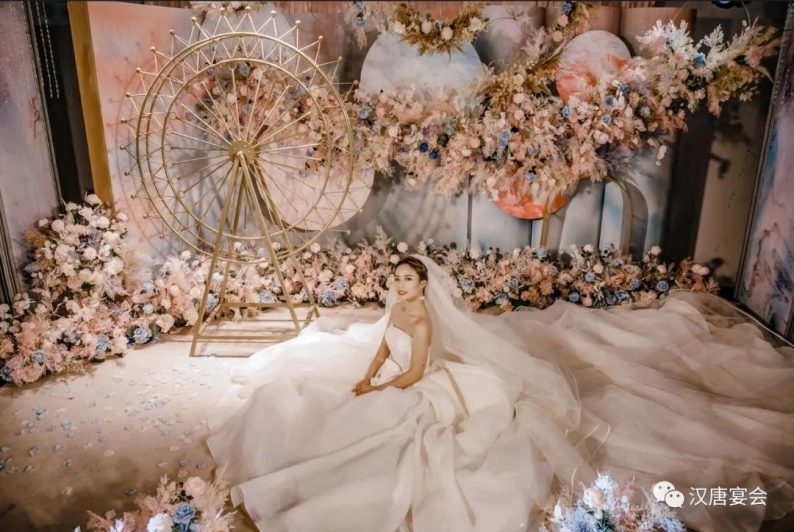 婚礼堂发布:3大主题宴会厅!综合型服务酒店演绎汉唐文化  第8张
