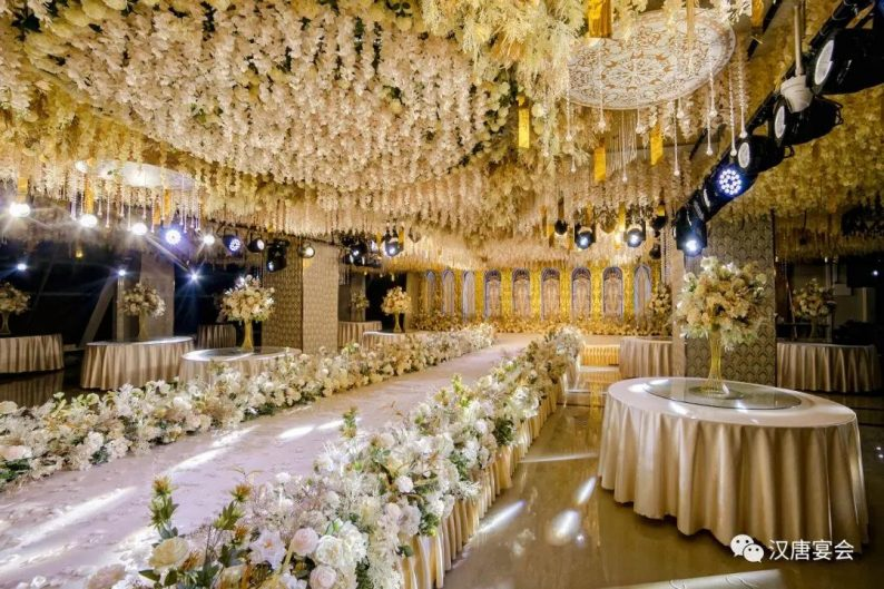 婚礼堂发布:3大主题宴会厅!综合型服务酒店演绎汉唐文化  第9张
