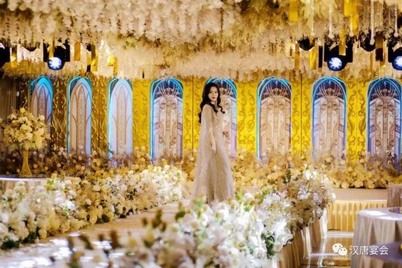 婚礼堂发布:3大主题宴会厅!综合型服务酒店演绎汉唐文化  第11张