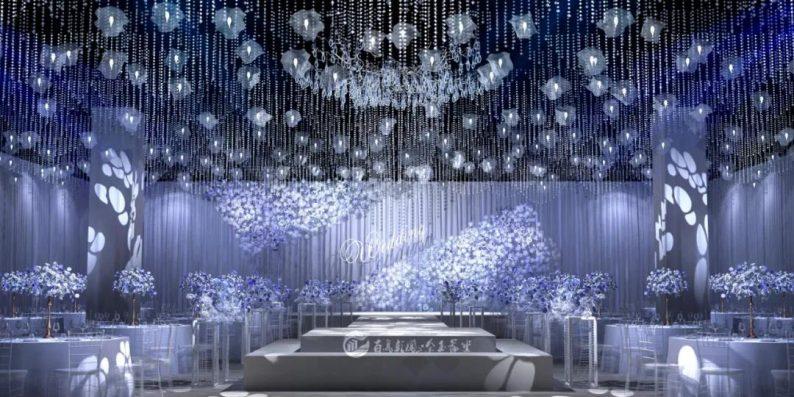 婚礼堂发布:6大主题宴会厅!四线城市主题婚礼酒店  第1张