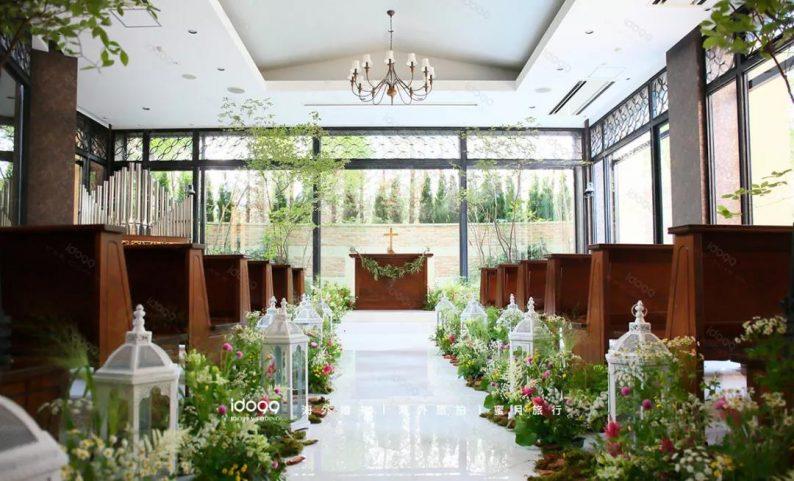 在日本关西,竟然还有这么多小众婚礼场地!