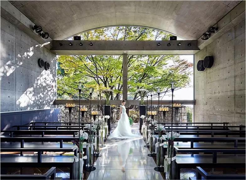 在日本关西,竟然还有这么多小众婚礼场地!  第17张