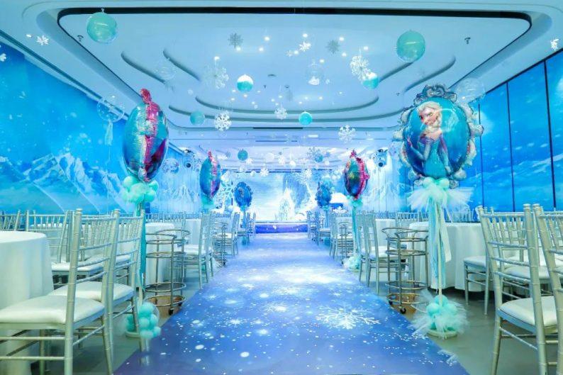 婚礼堂发布:沉浸式浪漫,罗曼里新厅闪耀发布!  第7张