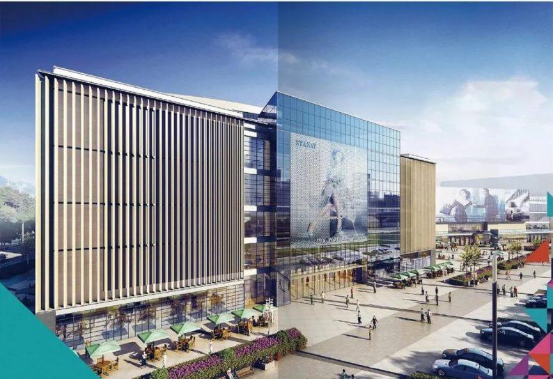 婚礼堂发布:近万平米,五大宴会厅!摩卡集团打造京城新地标  第1张