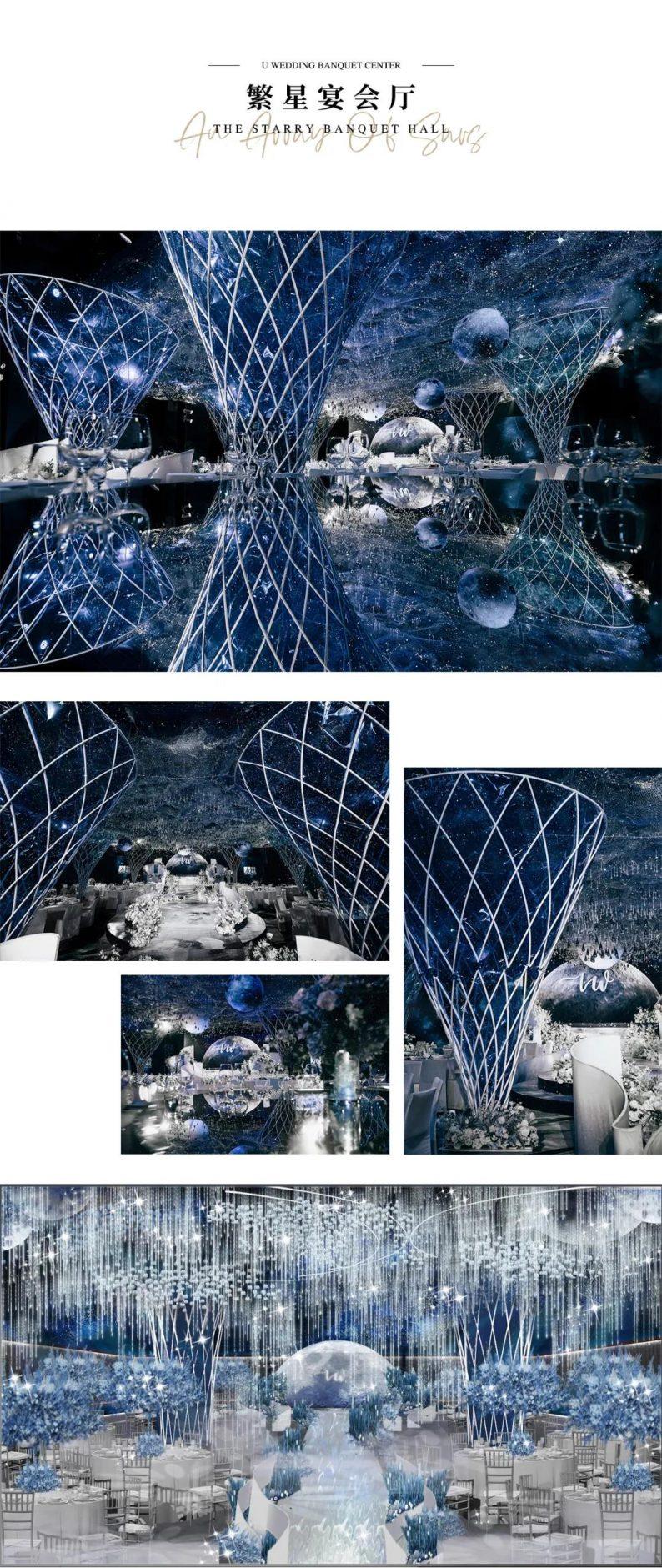 婚礼堂发布:近万平米,五大宴会厅!摩卡集团打造京城新地标  第7张