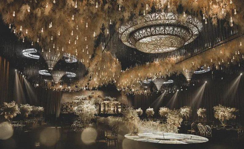 婚礼堂发布:占地2万平!哈市首家园林式巴洛克风格婚礼庄园  第1张
