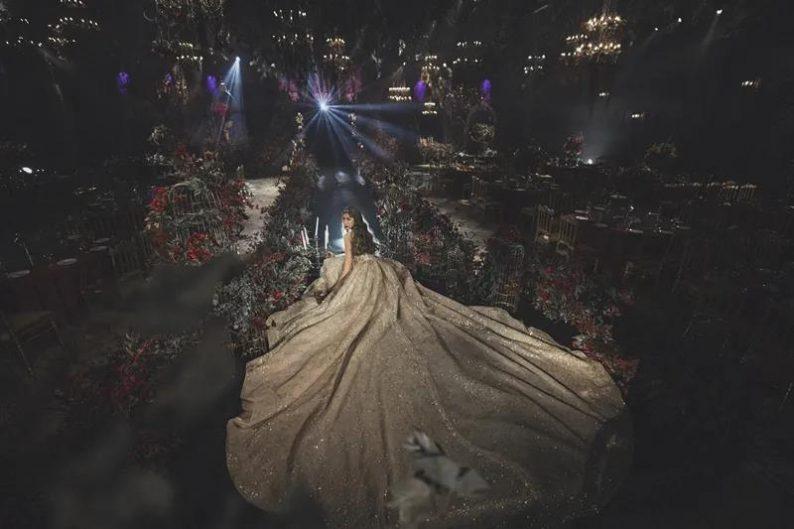 婚礼堂发布:占地2万平!哈市首家园林式巴洛克风格婚礼庄园  第14张