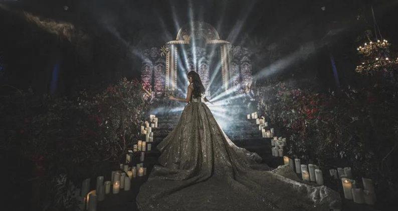 婚礼堂发布:占地2万平!哈市首家园林式巴洛克风格婚礼庄园  第15张