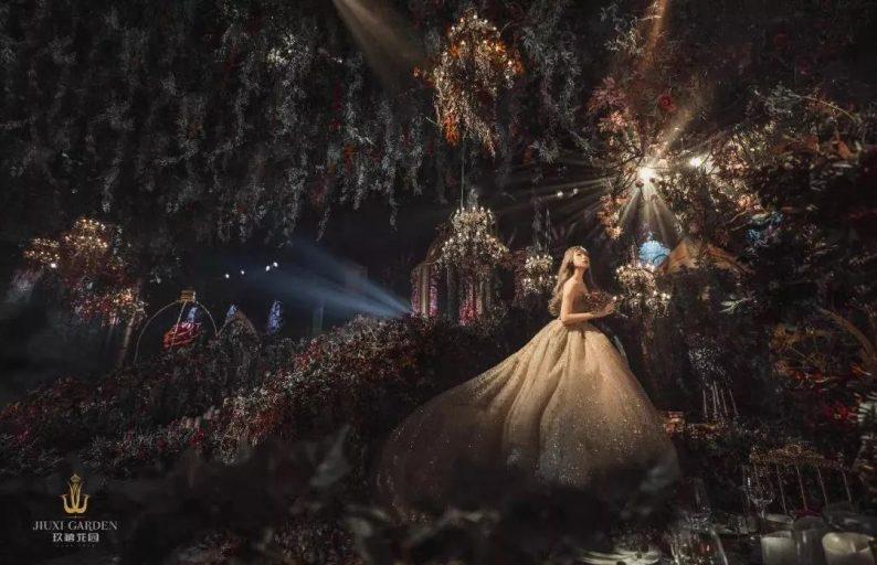 婚礼堂发布:占地2万平!哈市首家园林式巴洛克风格婚礼庄园  第17张