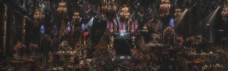 婚礼堂发布:占地2万平!哈市首家园林式巴洛克风格婚礼庄园  第22张
