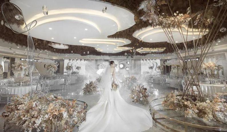 婚礼堂发布:占地2万平!哈市首家园林式巴洛克风格婚礼庄园  第24张
