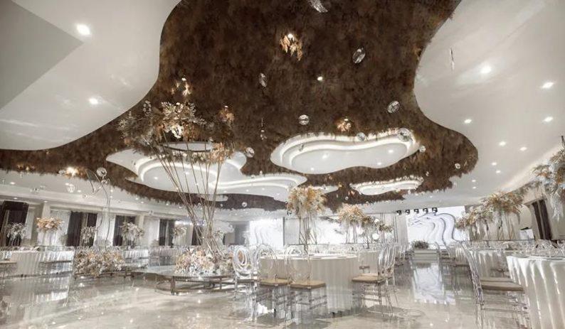 婚礼堂发布:占地2万平!哈市首家园林式巴洛克风格婚礼庄园  第25张