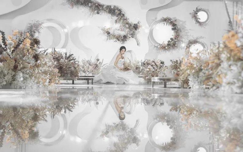 婚礼堂发布:占地2万平!哈市首家园林式巴洛克风格婚礼庄园  第27张