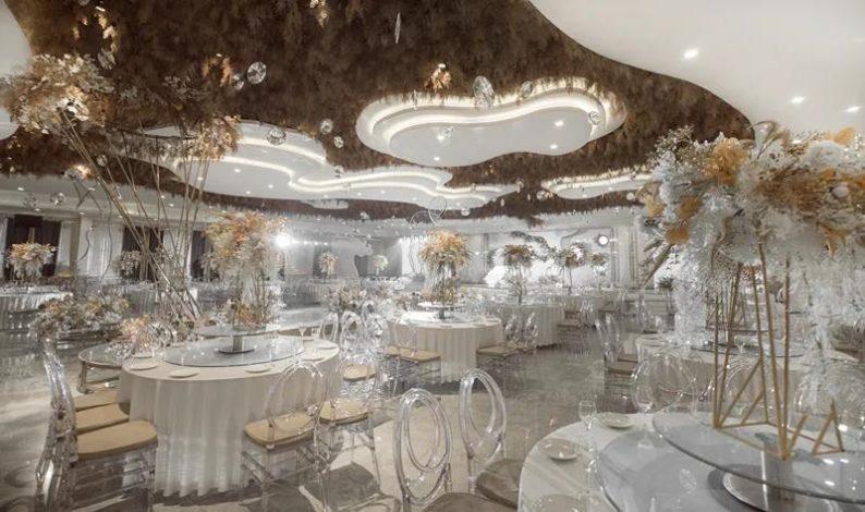 婚礼堂发布:占地2万平!哈市首家园林式巴洛克风格婚礼庄园  第28张