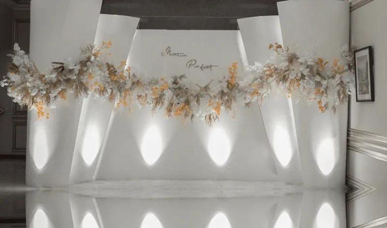 婚礼堂发布:占地2万平!哈市首家园林式巴洛克风格婚礼庄园  第29张