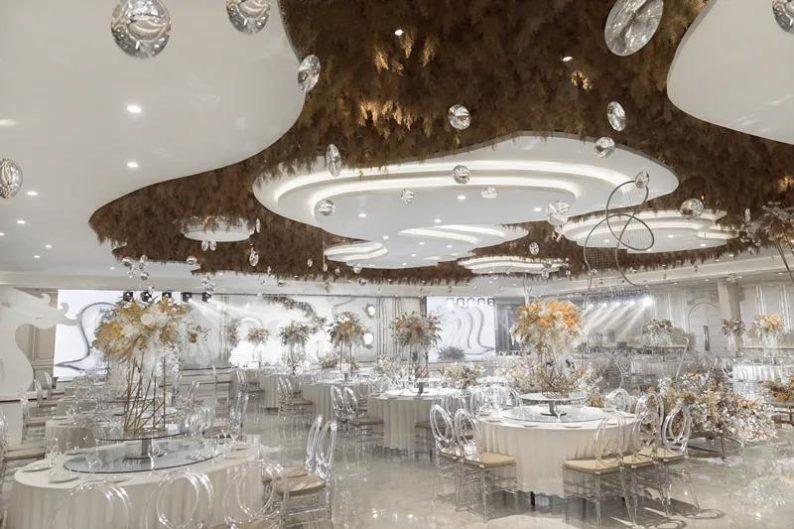 婚礼堂发布:占地2万平!哈市首家园林式巴洛克风格婚礼庄园  第32张