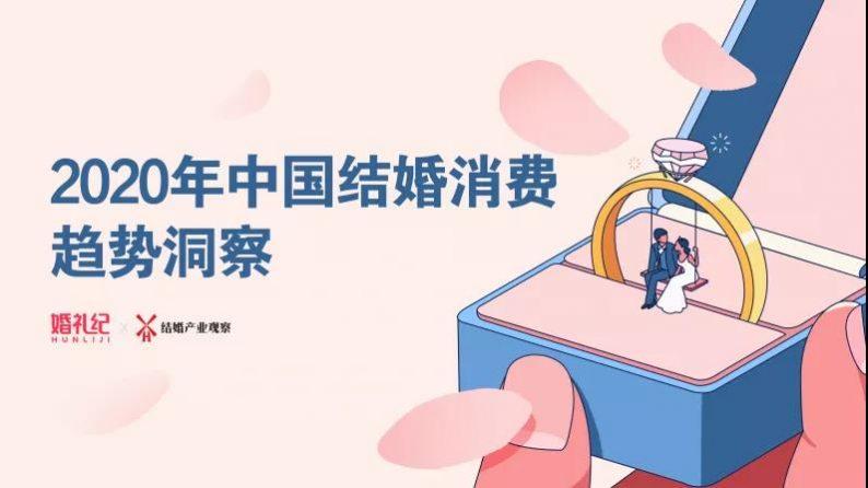 """年终盘点:2020中国结婚产业""""数据报告""""  第2张"""